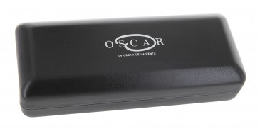 Oscar Glasses Case in Black