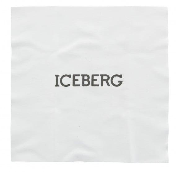 Iceberg Lens Cloth in White