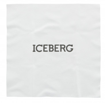 Iceberg Lens Cloth in White