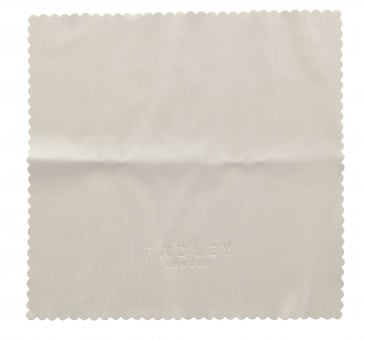 Radley Lens Cloth in Cream
