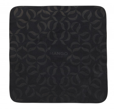 Mango Lens Cloth in Black