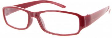 SFE Glasses in Red