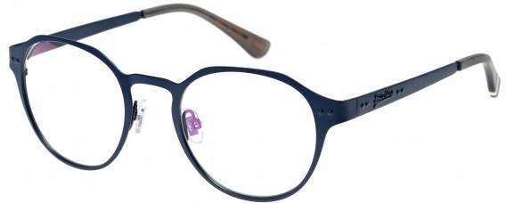 Superdry SDO-BRADY Glasses in Blue/Grey