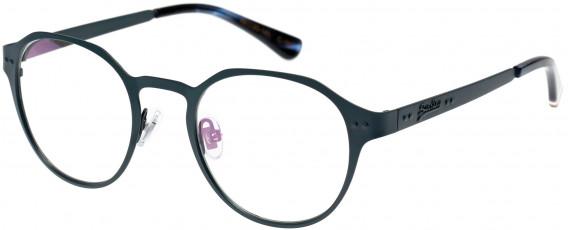 Superdry SDO-BRADY Glasses in Grey/Blue