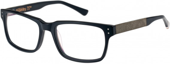 Superdry SDO-HARLEY Glasses in Matte Black/Khaki