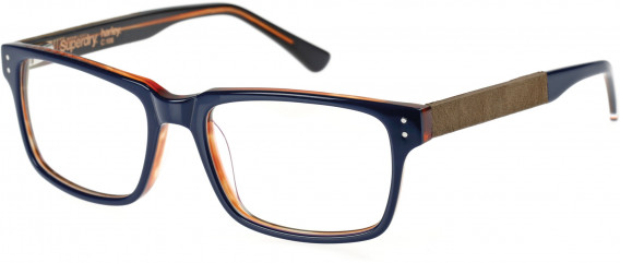 Superdry SDO-HARLEY Glasses in Gloss Navy