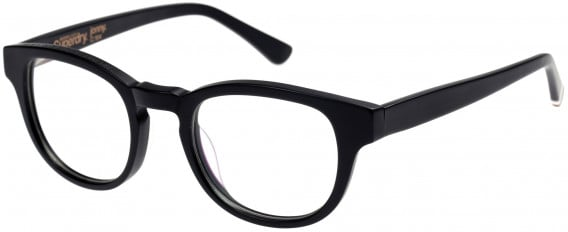 Superdry SDO-JONNY Glasses in Matte Black