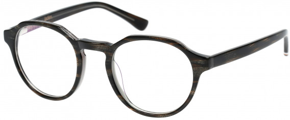 Superdry SDO-JADEN Glasses in Gloss Grey Horn