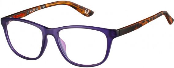 Superdry SDO-HARU Glasses in Matte Purple