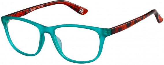 Superdry SDO-HARU Glasses in Matte Teal