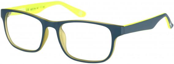 Superdry SDO-KABU Glasses in Matte Grey/Fluro Yellow