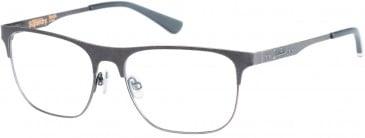 Superdry SDO-LOUIE Glasses in Matte Antique Brown