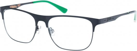 Superdry SDO-LOUIE Glasses in Matte Black