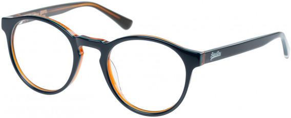 Superdry SDO-GORO Glasses in Gloss Navy
