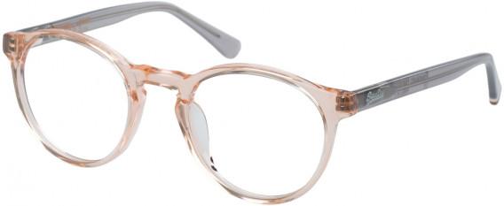 Superdry SDO-GORO Glasses in Gloss Pink Glitter