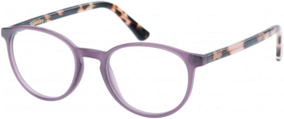 Superdry SDO-PYPER Glasses in Matte Purple