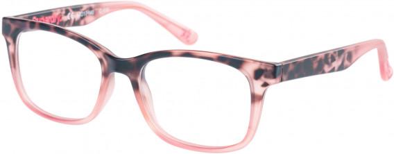 Superdry SDO-MAIKA Glasses in Matte Pink Tortoise