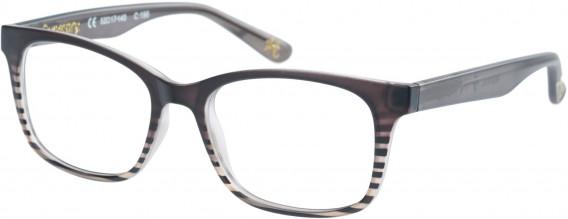 Superdry SDO-MAIKA Glasses in Matte Grey Stripe
