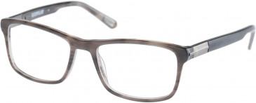 CAT CTO-THREAD Glasses in Matte Black/Red