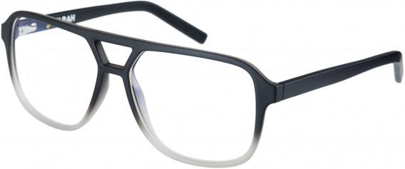 Farah FHO-1007 Glasses in Black/White Fade