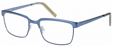 Farah FHO-1017 Glasses in Navy/Green