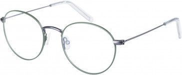 Farah FHO-1018 Glasses in Grey/Silver/Blue