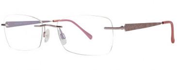 Jaeger 308 Glasses in Rose