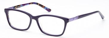 DiMarco DM137 Glasses in Purple Leopard