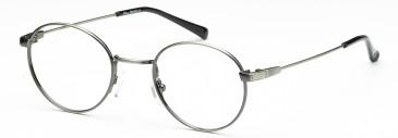 DiMarco DM158 Glasses in Matt Black