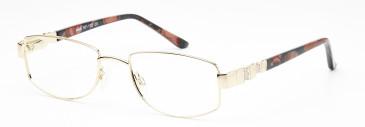 Rafaelle RAF112 Glasses in Gold