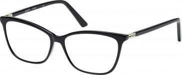 Ca Va CV25 Glasses in Black