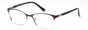Ca Va CV26 Glasses in Matt Burgundy