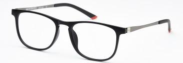Crosshatch CRF522 Glasses in Black