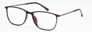 Crosshatch CRF524 Glasses in Matt Purple