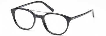 Crosshatch CRF533 Glasses in Shiny Black