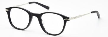 Crosshatch CRF535 Glasses in Matt Black