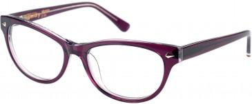 Superdry SDO-ALYSSA Glasses in Gloss Purple/Crystal