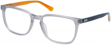 Superdry SDO-BARNABY Glasses in Gloss Black/Green