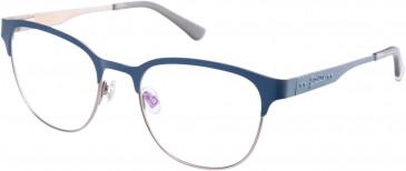 Superdry SDO-KANOJO Glasses in Matte Navy/Gunmetal