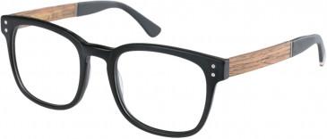 Superdry SDO-INDY Glasses in Matte Black