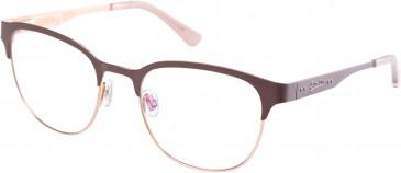 Superdry SDO-KANOJO Glasses in Matte Brown