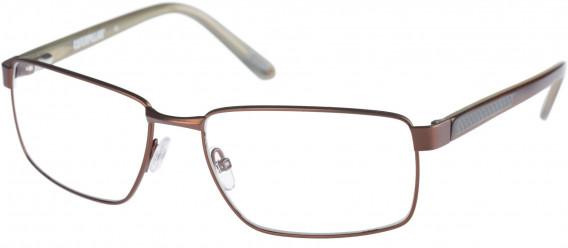 CAT CTO-RIVETER Glasses in Matte Brown
