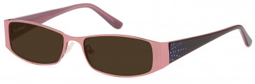 SFE Collection Prescription Sunglasses SFE-8956