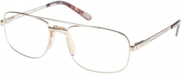 CAT CTO-RESAW Glasses in Matte Gold