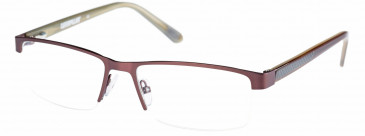 CAT CTO-TWINFAST Glasses in Matte Brown