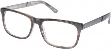 CAT CTO-RABBET Glasses in Gloss Grey Horn
