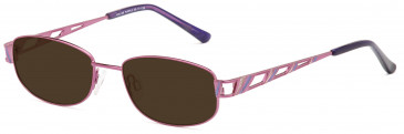 SFE Collection Prescription Sunglasses SFE-8958