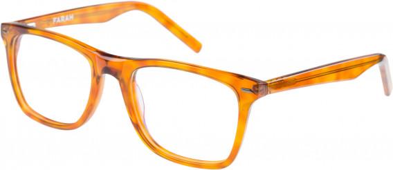 Farah FHO-1002 Glasses in Rust Tortoiseshell