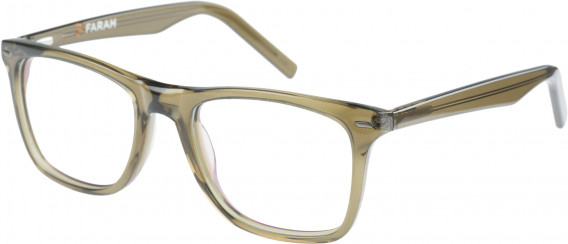 Farah FHO-1002 Glasses in Vintage Green