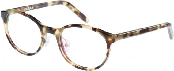 Farah FHO-1009 Glasses in Light Sand Tortoiseshell